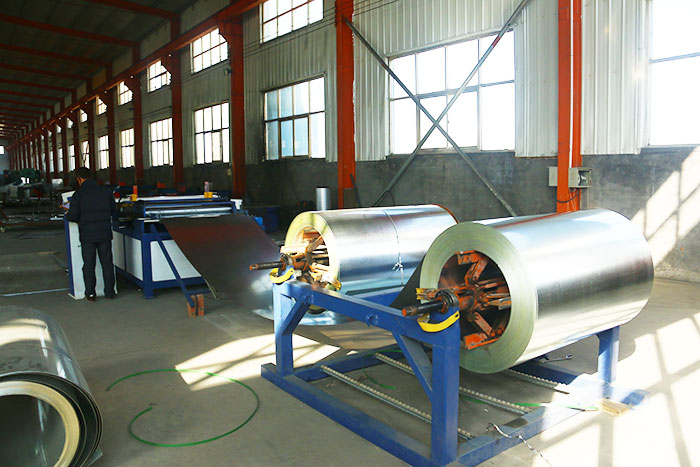 风管生产线